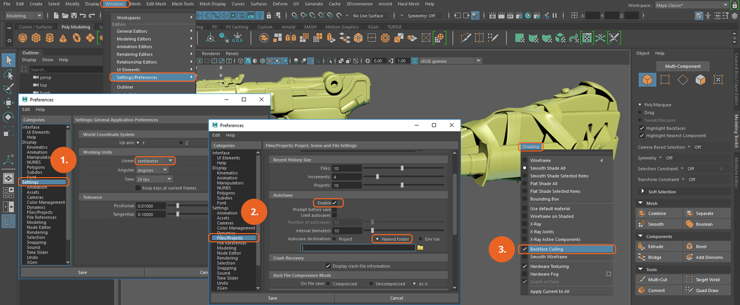 Learn how to model and texture a 3D gun for next-gen games